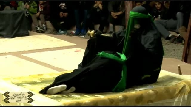 حضرت زهرا و حضرت زینب (سلام الله علیهم اجمعین)