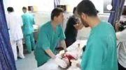 شمار کشته شدگان در نوار غزه به ۱۶۰ تن رسید