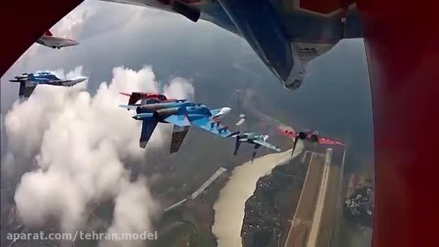 سریع ترین هواپیماهای جهان