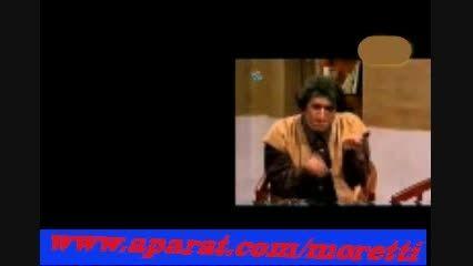 رقص مهران مدیری و جواد رضویان در تلویزیون