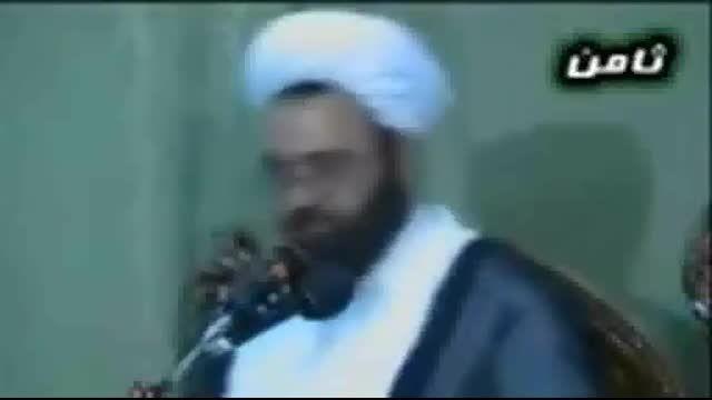 دلایل گرایش ایرانیان به مذهب شیعه-استادحاج آقا دانشمند