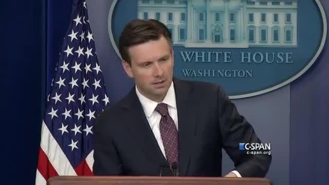 سیری در نقش سخنگوی کاخ سفید