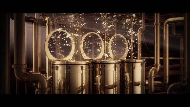 عطر سفیر - انیمیشن زیبا از برند مشهور دیور