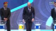 مراسم قرعه کشی جام جهانی ۲۰۱۴-برزیل