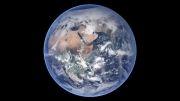تصویر ماهواره ای - زمین آبی