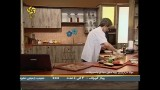 آموزش آشپزی-ماهی تابه ای با سبزیجات