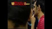 انرژی والیبالیست های ایران در مقابل آمریکا هسته ای بود!