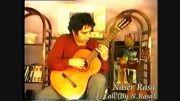 اجرای آهنگ Call  توسط استاد ناصر رسا
