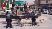 اعدام سه سرباز سوریه ای در ملاعام توسط گروه تروریستی داعش