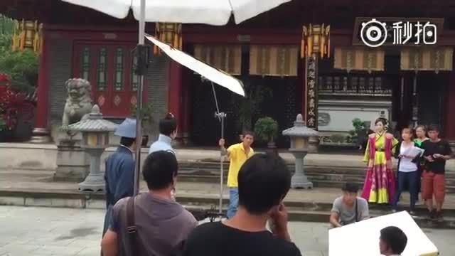 فیلم جدید مین یانگ در سریال جدیدش!