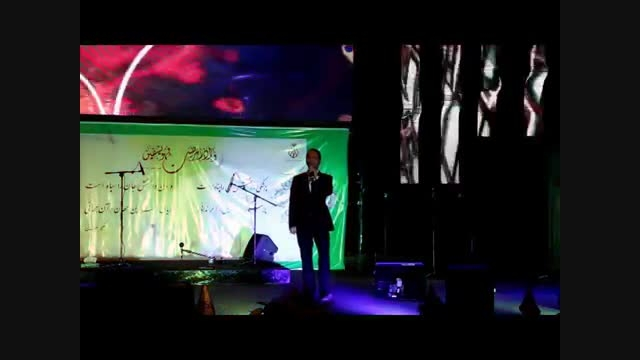 اجرای جدید و دیدنی کمدین ایرانی - در تهران