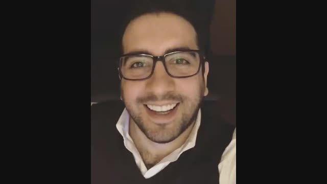 امید حاجیلی - مشغول ضبط آلبوم