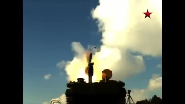 تجربه سلاح های کشنده روسی بر مواضع دشمن
