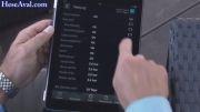 کنترل مرسدس بنز با موبایل