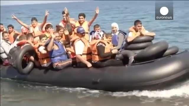 اتحادیه اروپا برای توزیع ۱۲۰ هزار پناهجو به توافق نرسید
