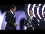 جایزه بهترین بازیکن اروپا 2012