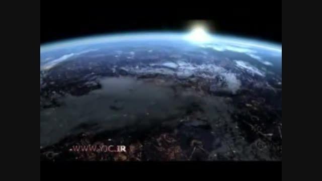 لحظه تحویل سال چه اتفاقی در فضا می افتد
