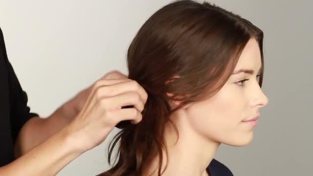3 مدل موی ساده برای روزهای بارانی