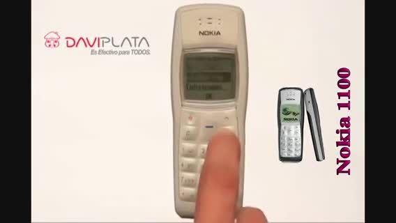 نوکیا 1100 – نوستالژیک ترین موبایل جهان – ساخت مجارستان