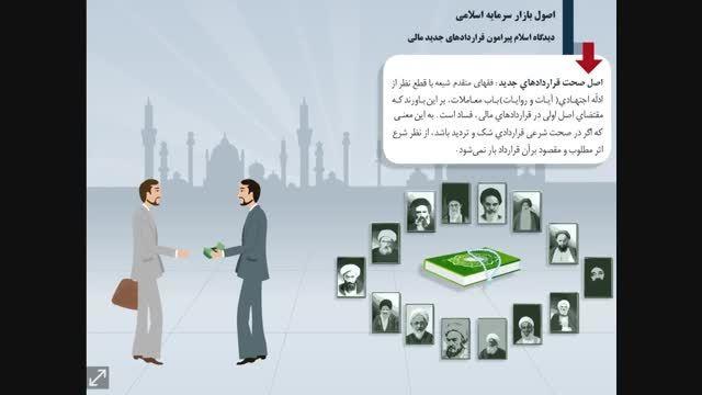 دیدگاه اسلام پیرامون قراردادهای جدید مالی
