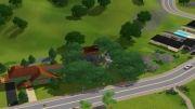 خانه ی درختی من در sims3
