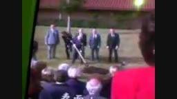 یک بیل زدن و ناقص کردن پنج نفر
