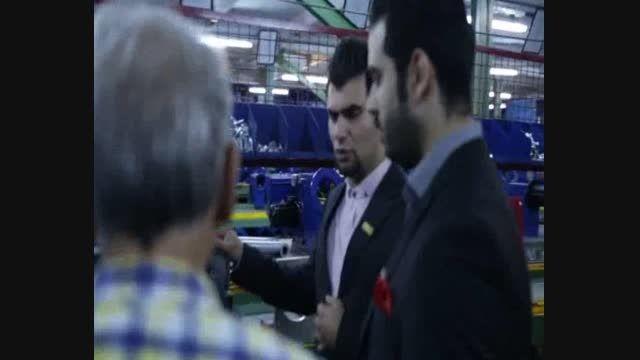 گردهمایی گروه تولیدی صنعتی گرم ایران
