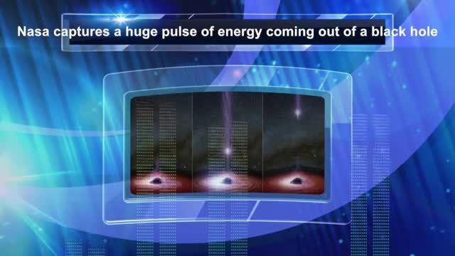 آخرین اخبار ناسا چیزی بیرون آمدن گرفتار است از طریق یک