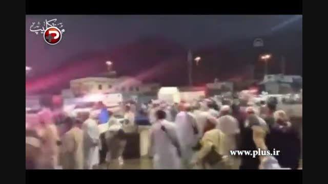 ماجرای صدای مهیب شنیده شده در مسجدالحرام