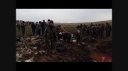 هلاکت داعشی ها توسط نیروهای پیشمرگه در نزدیکی سد موصل
