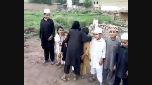 اموزش حمله انتحاری در افغانستان خاک عالم