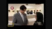 همسر شهاب حسینی: من به طرفدارهای شهاب حسودی ام می شود