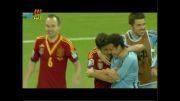 شاهرود پرس : موزیک زیبا همراه با تصاویر شادی و غم بازی اسپانیا و ایتالیا-جام کنفدراسیونها- برزیل