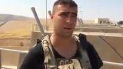 اولین تصاویر از ورود یگان طلایی ارتش عراق به سد موصل