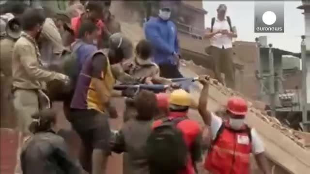 احتمال افزایش قربانیان زلزله نپال به ده هزار نفر