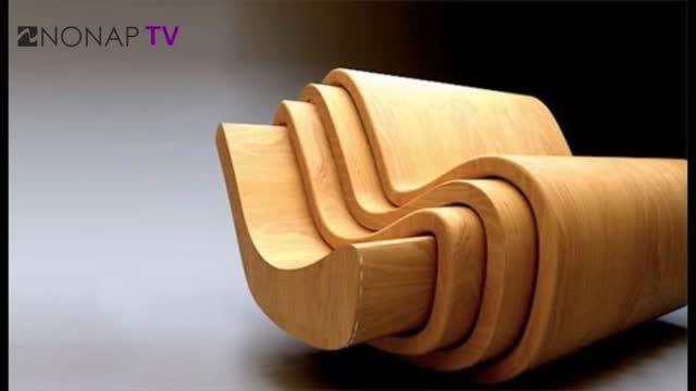 |25 ایده خلاقانه برای خانه هایی با محیط کوچک|NONAP TV|