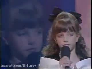 اجرای بی نظیر بریتنی اسپیرز در کودکی