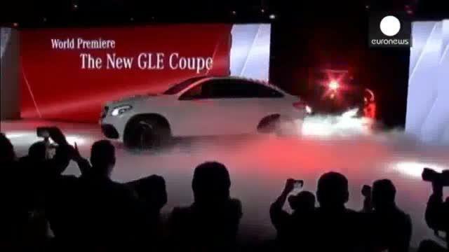 غولهای دنیای اتومبیل در نمایشگاه خودروی دیترویت
