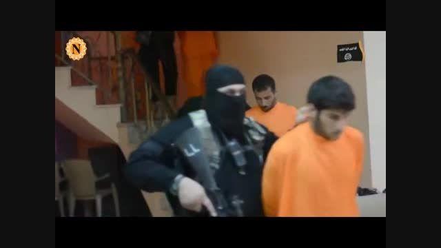 جنایت هولناک تروریست های داعش در فلوجه (18+)