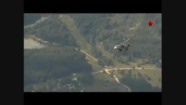 اخباری مبنی بر خرید جنگنده سوخو 30 روسی برای ارتش ایران