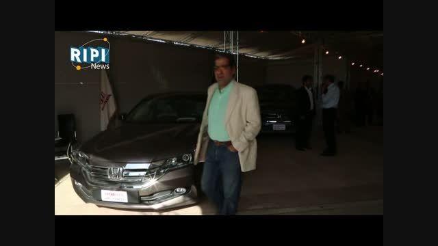 نمایشگاه فناوری های نوین در حمل و نقل خودروهای هیبریدی
