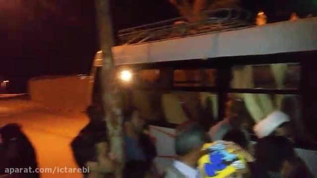 اعزام زائرین اربعین حسینی-روستای عربی
