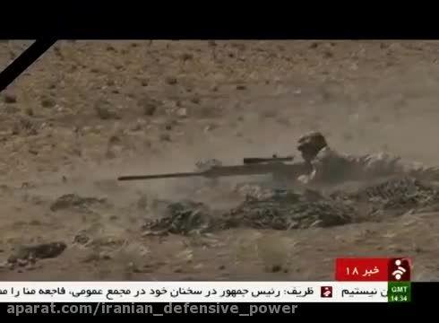 رونمایی و تحویل تجهیزات نیروی زمینی ارتش، مهر 94