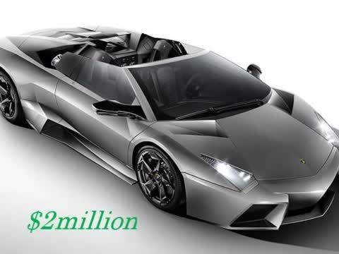 زوم تک - 10 اتومبیل گران قیمت در جهان