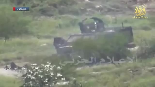 نیروهای یمنی پایگاه دار النصر را در عربستان تصرف کردند