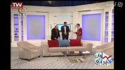 طنز و تقلید صداهای جالب(سامان طهرانی)
