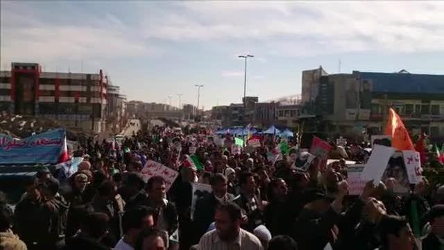 متن مجری گری طنز مجری گری مراسم راهپیمایی 22 بهمن شهر پردیس-محمدرضا مبارکی