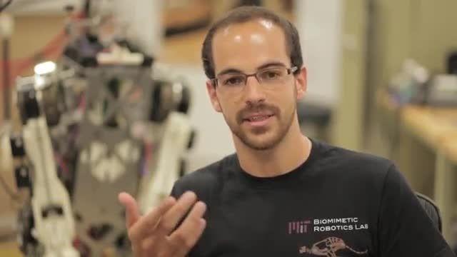 واکنش های سریع ربات MIT با استفاده از هدایت گر انسانی
