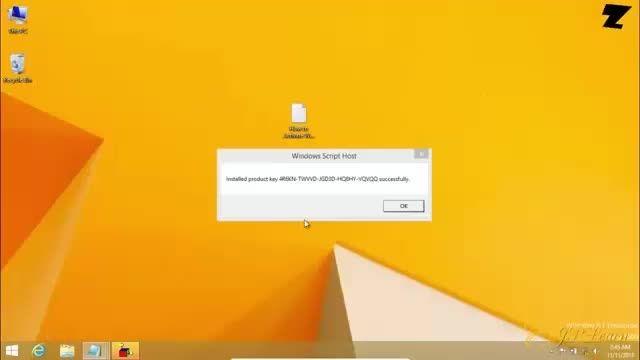آموزش فعالسازی ویندوز 10 با اسکایپ