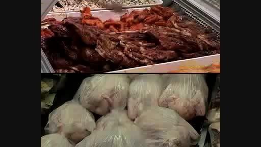 صنعت پرورش مرغ گوشتی